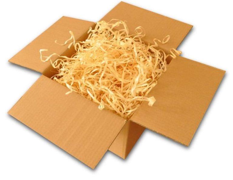 Wypełniacze do pudełek można kupić online