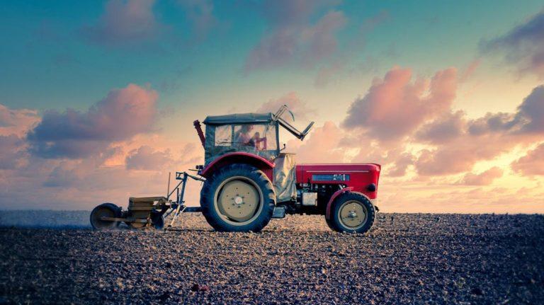 Rolnictwo polega na skomplikowanych maszynach